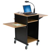 Xtra Wide Presentation Cart