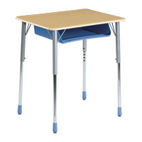 ZUMA® Series Rectangular Student Desk