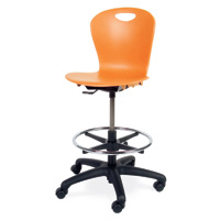ZUMA® Mobile Lab Stool