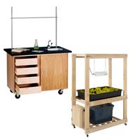 Lab Carts & Demonstration Units
