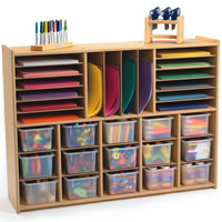 Cubbie Storage Units
