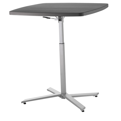 """Café Time Table, Height Adjustable 30"""" to 42"""""""