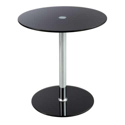 Glass Accent Table