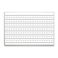 Penmanship Lined Magnetic Whiteboards