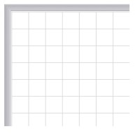 Grid Magnetic Whiteboards