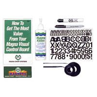 Melamine Board Accessory Kit