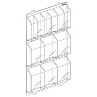 Literature Display Racks