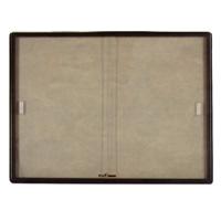 Enclosed Radius Design Boards with Sliding Doors
