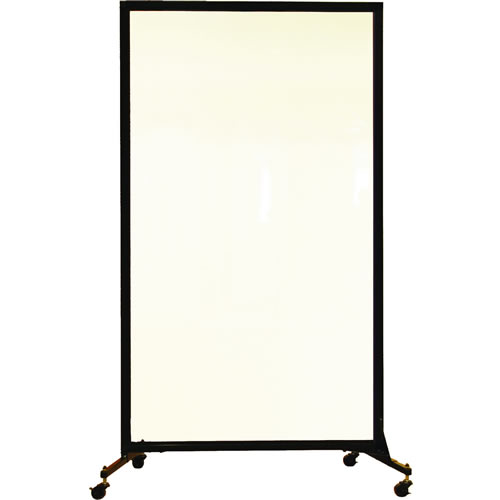 Freestanding Portable Clear Writeable Room Divider