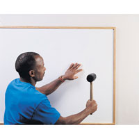 Unframed Magnetic Whiteboard Resurfacing Panels