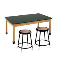 Science Tables & Lab Stools