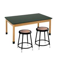 Science Tables & Lab Stools