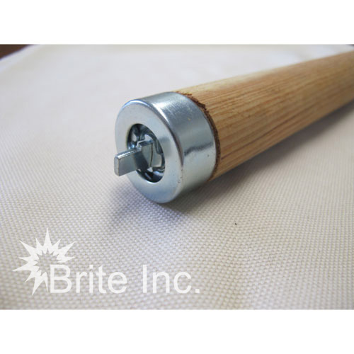 Wood Spring Roller for Shades