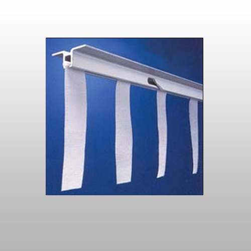 DRL-69 Ceiling Mounted Break-A-Way Curtain Track
