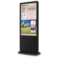 """43"""" LCD All-In-One Touch Display with Media Player"""
