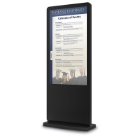 """55"""" LCD All-In-One Touch Display with Media Player"""
